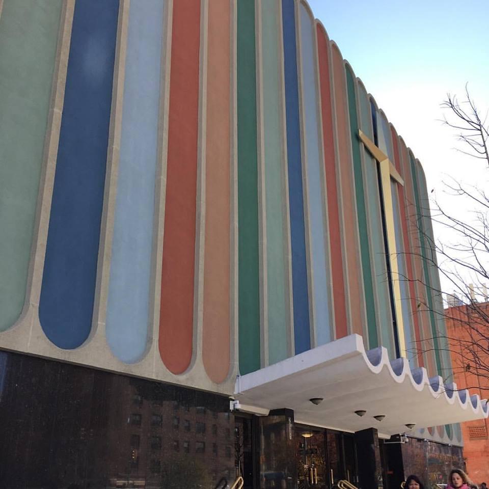ニューヨーク旅行 ゴスペルを聞きに教会へ(2016年11月14日)