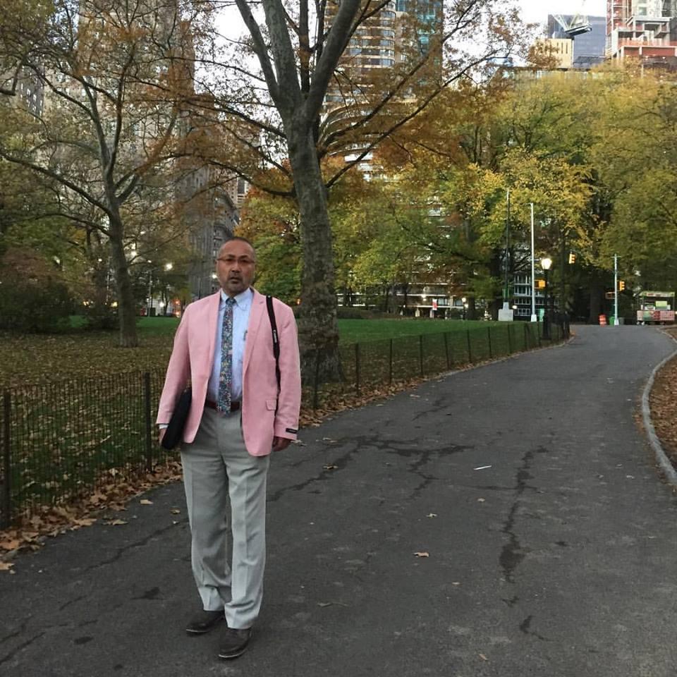 ニューヨークの旅 セントラルパーク(2016年11月22日)