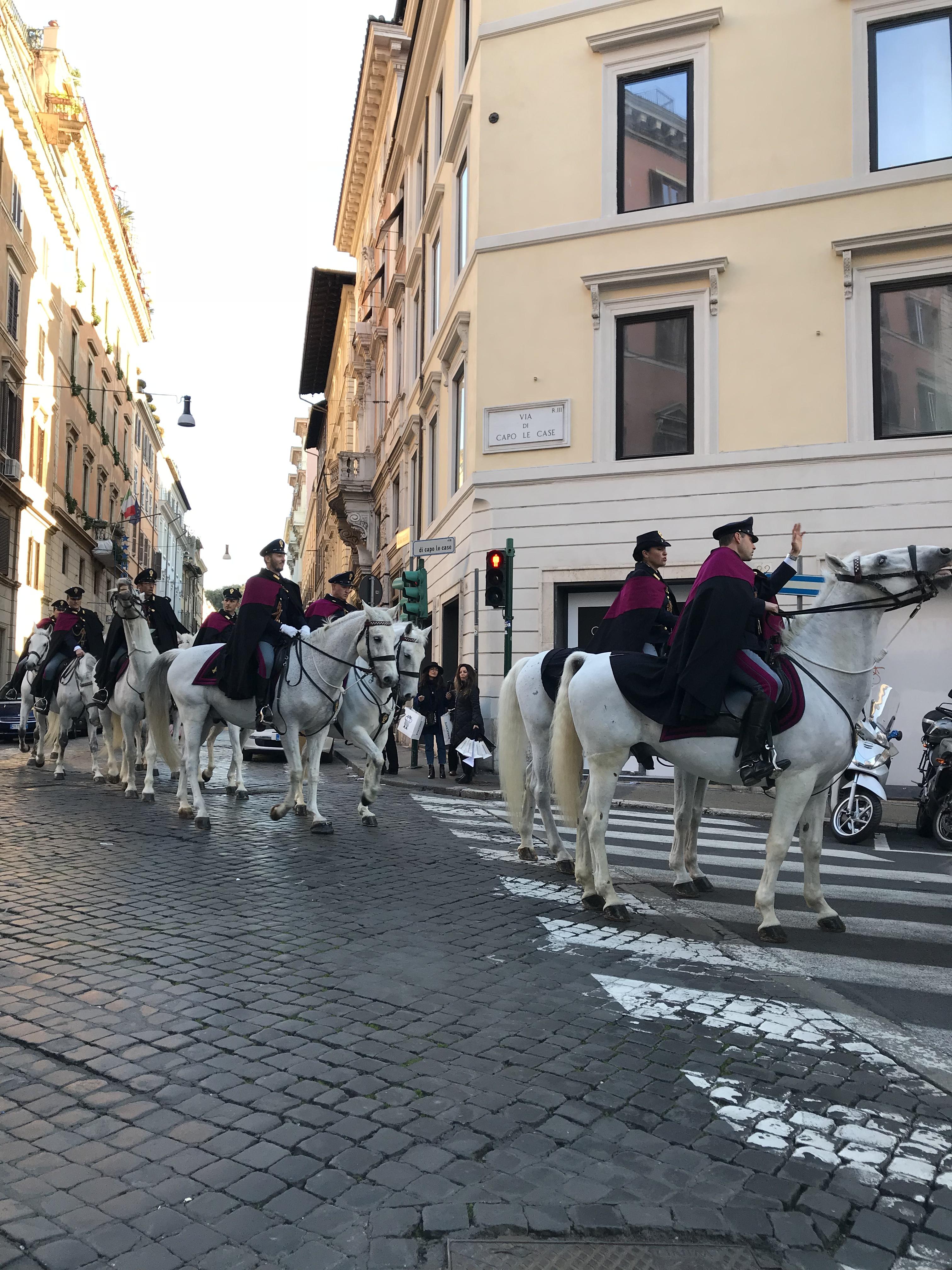 ローマ 観光の大まかな感想 2017年12月