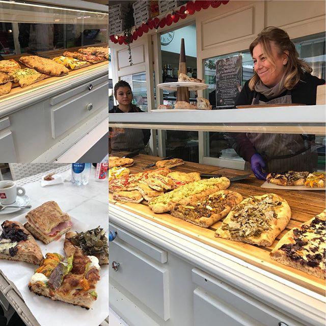 ローマ観光3日目。ランチはテスタッチョ市場のこのお店で買って、市場の中にある飲食できるスペースで。このコーヒーは量も少なくドロドロしていてまるで気つけ薬のよう! あとで日本に帰って、ブログにレポ書きます!#ローマ #イタリア #海外旅行 #roma #itary