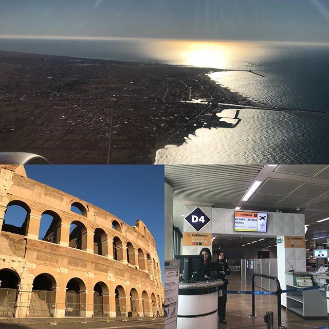 さよならローマ。またいつかイタリア楽しい思い出をありがとう!#イタリア #ローマ #itary  #roma @海外旅行