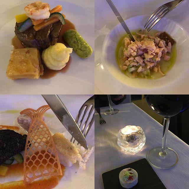 ローマ観光最終日、最後のディナー