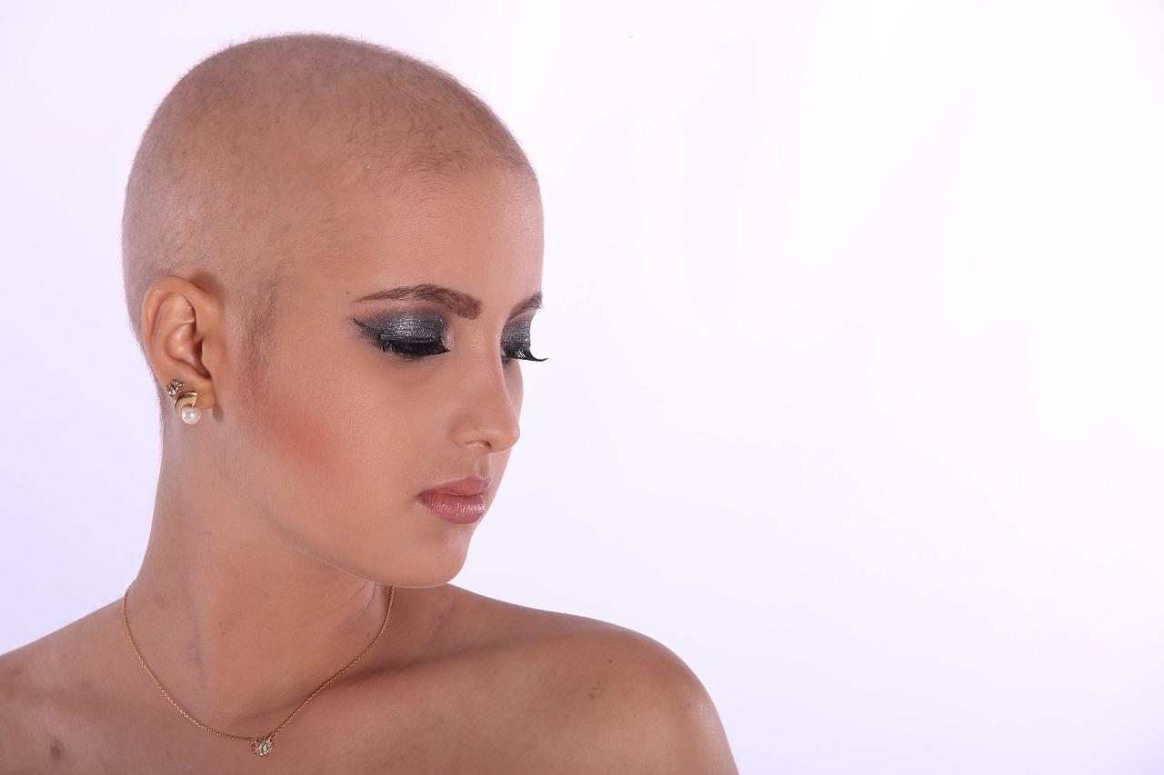 抗がん剤後のヘアスタイル