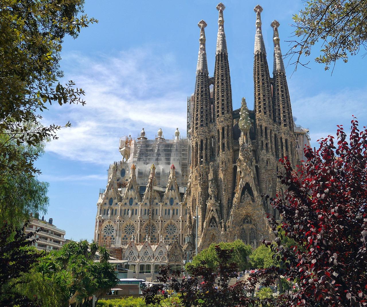 12月1日からのバルセロナ個人旅行 大雑把な予定を組みました