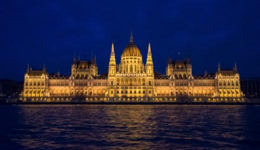 あと3週間でハンガリーのブダペストに出発