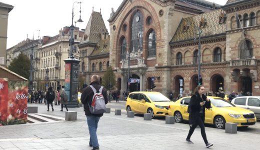 ブダペスト旅行記 交通事情