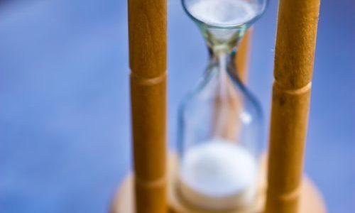 時間は私の命 もう自分のためだけに使います