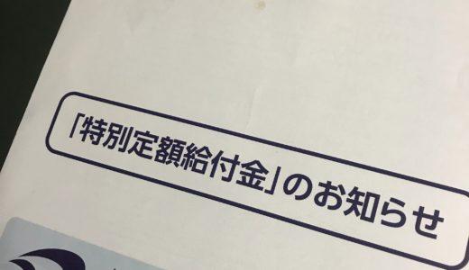 10万円給付金の申請書類がきて、母(80代)を見て思ったこと