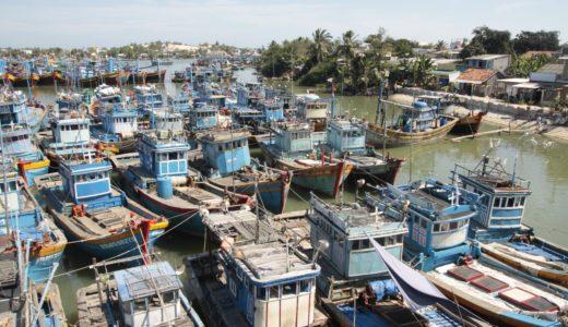 中国漁船が大挙してやってくる!
