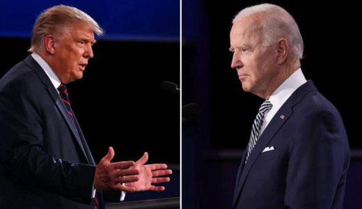 これからが本番 アメリカ大統領選挙