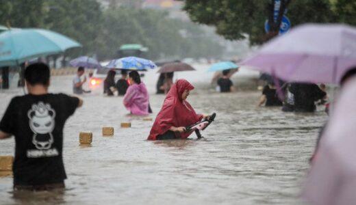 メダルラッシュ でも世界の動きにも気をつけよう 世界同時大洪水